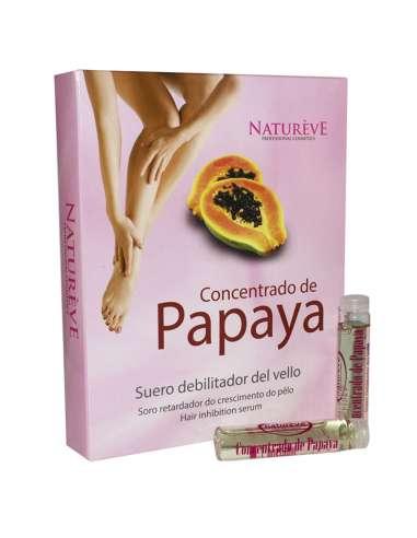 Concentrado de Papaya 12 x 10 ml